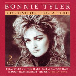 holding out for a hero cbs bonnie tyler songs. Black Bedroom Furniture Sets. Home Design Ideas