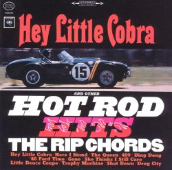 Hey Little Cobra and Other Hot Rod Hits