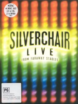 Live from Faraway Stables [2CD/2DVD]