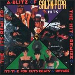 A Blitz of Salt-N-Pepa Hits: The Hits Remixed