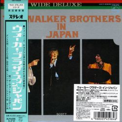The Walker Brothers in Japan