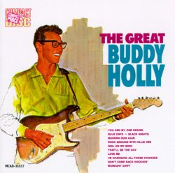 The Great Buddy Holly [MCA]