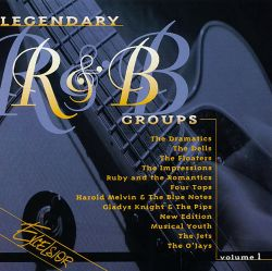 Various Artists-Legendary R&B & Blues, Vol. 1 [MCA Special Products]