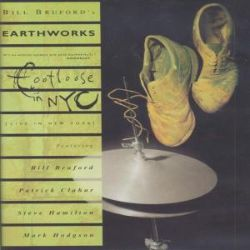 Bill Bruford's Earthworks - A Part, And Yet Apart