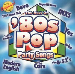 Best of 80s pop party songs various artists songs for Acid song 80s