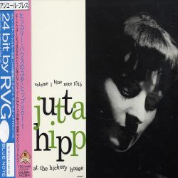 Jutta Hipp at the Hickory House, Vol. 1