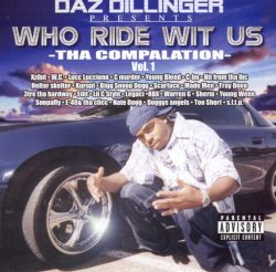 Who Ride Wit Us: Tha Compilation, Vol. 1