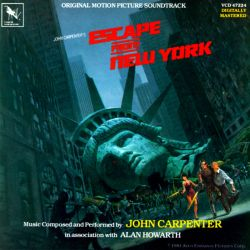 Escape from New York [Original Film Soundtrack]