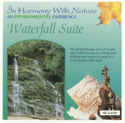Nature Whispers: Waterfall Suite