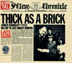 Jethro Tull - Thick as a Brick Pt 1