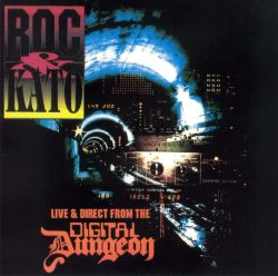 Roc & Kato - Live & Direct From The Digital Dungeon: Vol. II