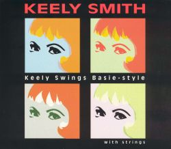 Keely Swings Basie-Style With Strings