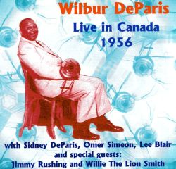 Live in Canada 1956