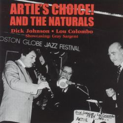 Artie's Choice! And the Naturals