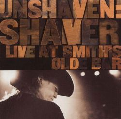 Unshaven live at smith 39 s olde bar billy joe shaver for Joy gift and jewelry sydney ns