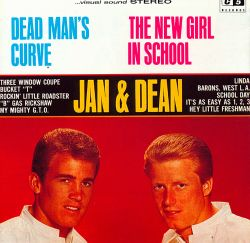 Dead Man's Curve/The New Girl in School