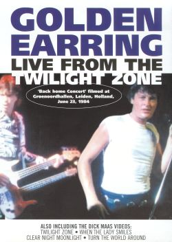 live from the twilight zone dvd golden earring songs
