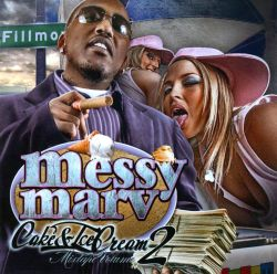 Messy Marv Cake Ice Cream Vol