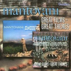 "Mantovani Plays Music from ""Exodus"" and Other Great Themes"