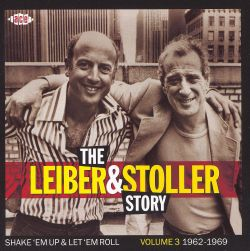 The Leiber & Stoller Story, Vol. 3: Shake 'Em Up & Let 'Em Roll 1962-1969