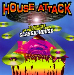 House attack 1996 various artists songs reviews for House music 1996