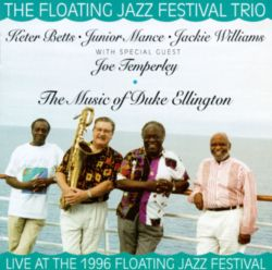 The Floating Jazz Festival Trio 1996