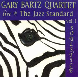 Live @ the Jazz Standard, Vol. 1: Soulstice