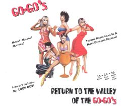 The Go-Go's - Head over Heels