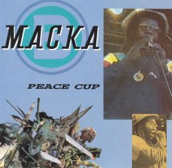 Sister Audrey / Macka B - English Girl / Peace Cup