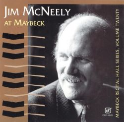 Live at Maybeck Recital Hall, Vol. 20