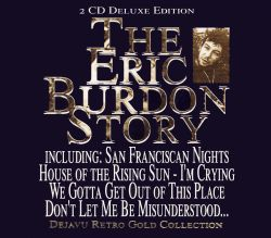 The Eric Burdon Story: The Gold Collection