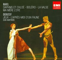 Jean Martinon - Ballet Music From William Tell / Polka And Fugue From Schwanda The Bagpiper