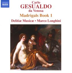 Carlo Gesualdo - Marco Longhini - Madrigals Books 5 and 6