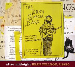 After Midnight: Kean College, 2/28/80