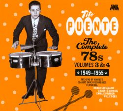 an introduction to the work by tito puente Learn more about the life of famed jazz musician tito puente and the evolution   puente received numerous awards for his work, including five.