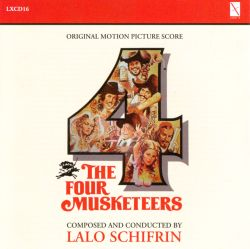 The Four Musketeers [Original Motion Picture Score]