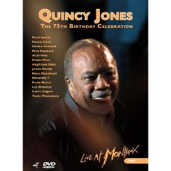 Quincy Jones' 75th Birthday Celebration: Live at Montreux ...