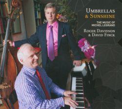 Umbrellas & Sunshine: The Music of Michel Legrand