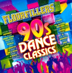 Floorfillers 90s dance classics various artists songs for Classic house albums 90s