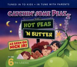 Catchin' Some Peaz, Vol. 6: The Lullabies