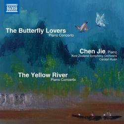 analysis of yellow river piano concerto This analysis is then compared to three newer works written by well-known   works butterfly lovers violin concerto and yellow river piano concerto, and.