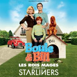 les rois mages g n rique de fin du film boule bill starliners songs reviews credits. Black Bedroom Furniture Sets. Home Design Ideas