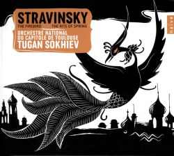Stravinsky: The Firebird; The Rite of Spring