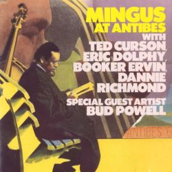Mingus at Antibes