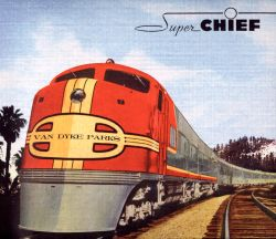 Super Chief: Music for the Silver Screen