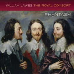 William Lawes: The Royal Consort