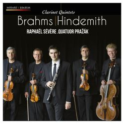 Brahms, Hindemith: Clarinet Quintets