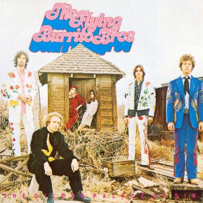 THE GILDED PALACE OF SIN-Flying Burrito Brothers (1969)