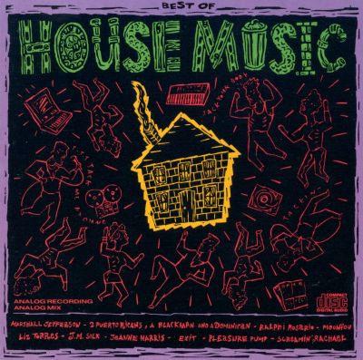 Best of house music vol 1 various artists songs for Best acid house albums