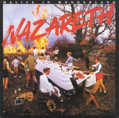 Malice in Wonderland - Nazareth | Songs, Reviews, Credits, Awards ...